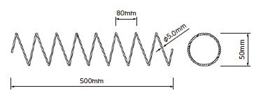 結合コイル 構造図