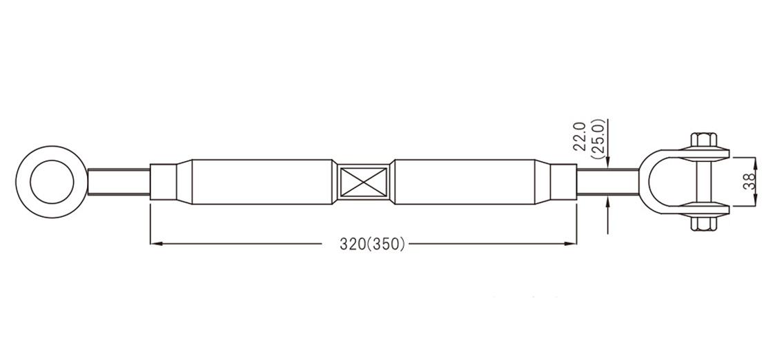 ターンバックル[JIS G3547]
